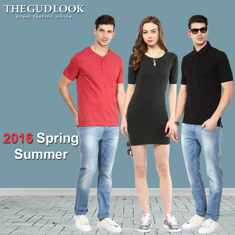 Be so stylish, they can't ignore you! Thegudlook#Polo#Henley#Dresses##‎Fashionable ‪#‎Stylish# Spring#summer# | Street Fashion is what thegudlook.com promises to bring to you Online every day week after week. | Scoop.it