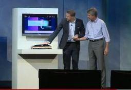CES 2012 : Ericsson transfère des données par le corps humain   L'internet des objets   Scoop.it