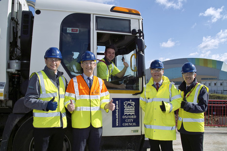 Ardley EfW receives first waste delivery - letsrecycle.com | Oxfordshire Construction | Scoop.it