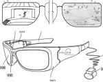 "Microsoft Patent Shows It's Working On A Google Glass Type Device Of Its Own | La ""Réalité Augmentée"" (Augmented Reality [AR]) 