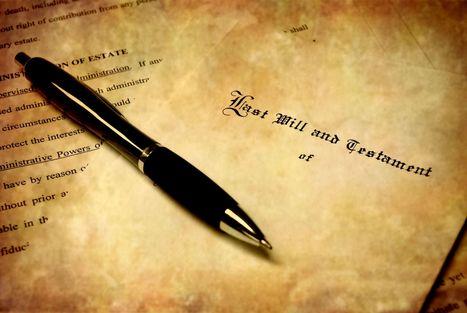 A Secret Will Is Useless | Legal | Scoop.it