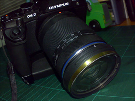 (UPDATED) First faked(!) Olympus 40-150mm f/2.8 lens :( | 43 Rumors | PhotographyM43 | Scoop.it