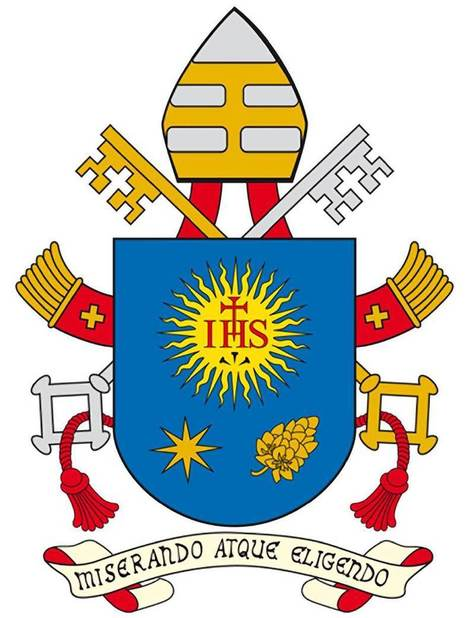 Symbols adjusted on papal coat of arms - Catholic Herald Online | Pope Francis I | Scoop.it