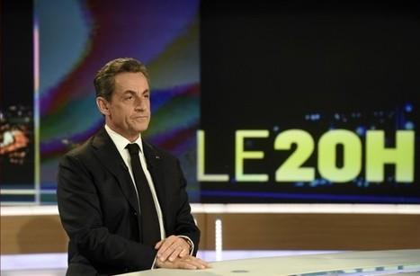 Désormais, quand il y a Sarkozy au JT, personne ne s'en aperçoit ! | Actualité de la politique française | Scoop.it