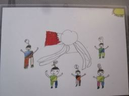 Children's Art Exhibit Highlights Atrocities inBahrain   Human Rights and the Will to be free   Scoop.it