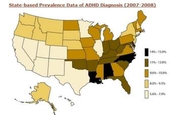 Veel zonlicht, minder ADHD | Psycholoog.net | Add | Scoop.it