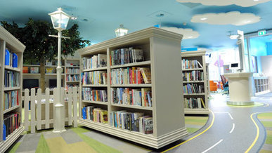 Designing Libraries - Designing Libraries | innovative libraries | Scoop.it