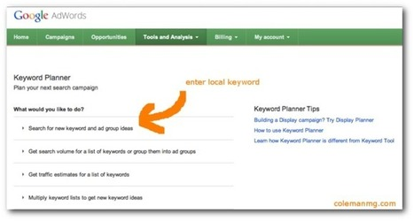 KEYWORDS - How to Search for Local Keywords and Dominate the Market | Google News | Scoop.it