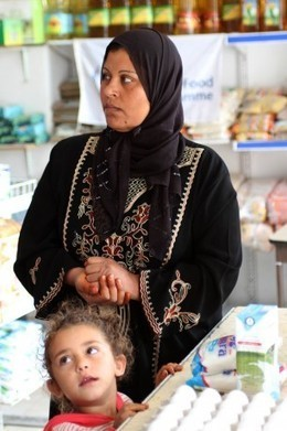 Food Voucher Program Gives Palestinian Families Choices and Supports the Local Economy | USAID Impact | Food and Nutrition | Scoop.it