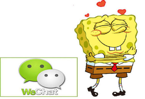 Say how you feel with SpongeBob SquarePants on WeChat, Weixin | Telecoms, Business Features, The Philippine Star | philstar.com | Chinese social networks and marketing | Scoop.it