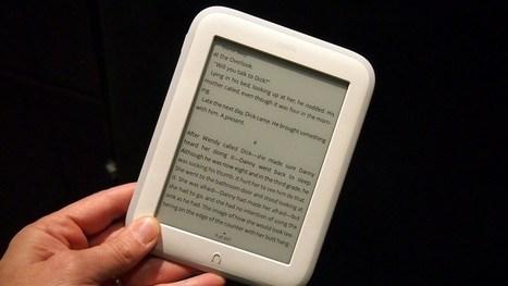 Yeni nesil 'parlayan' e-okuyucu | Kişisel Yayıncılık | Scoop.it