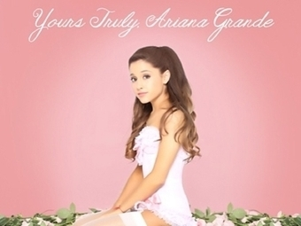 Ariana Grande Unveils 'Yours Truly' Album Cover - Idolator: All About The Music | Photography | Scoop.it