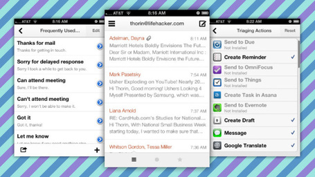 Dispatch Integrates Your Email Into a Ton of Other Apps - Lifehacker | Twitter Ed Tech Source | Scoop.it