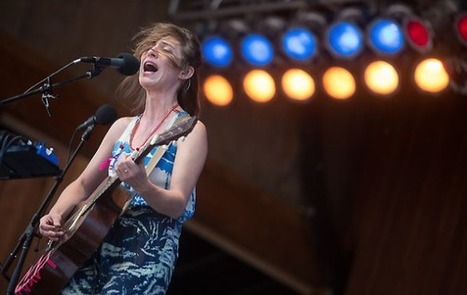 Telluride Bluegrass Festival 2013 day three: Sam Bush Band, Feist and more ... - Reverb (blog) | Bluegrass | Scoop.it