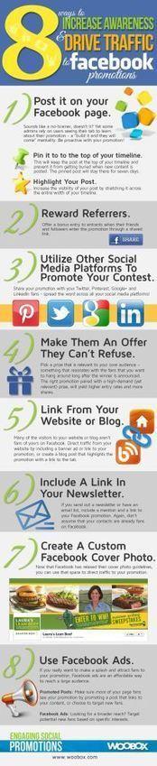 Booster une promotion en 8 étapes sur Facebook | Fidélisation, fidélité et réseaux sociaux | Scoop.it