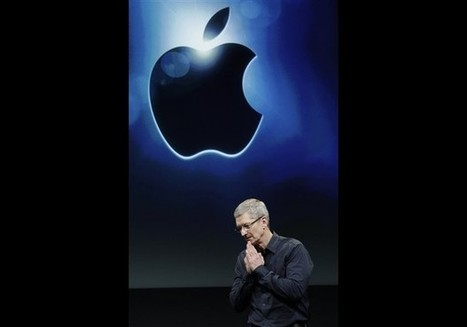 Tim Cook - Apple's Cupertino Unveil - Forbes | Apple Research | Scoop.it