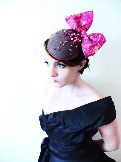 Beautiful handmade vintage style accessories by Love Mimo - The Upcoming | Vintage living | Scoop.it