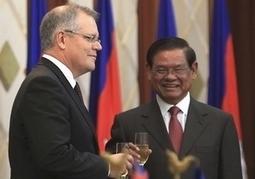 Australia: Reconsider Nauru Refugee Transfers to Cambodia - Human Rights Watch   Current Topics in Woodall's ELA Class   Scoop.it