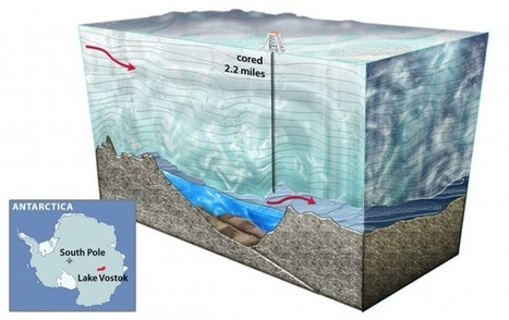 Scientists Reach Buried Antarctic Lake | Geography Education | Scoop.it