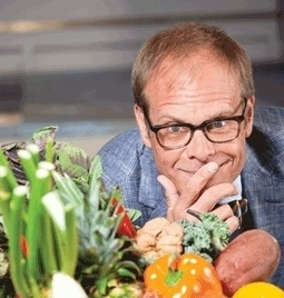 Food Expert Alton Brown Talks About Weight Loss and his Four-List Method | Passionate About Science and Technology! | Scoop.it