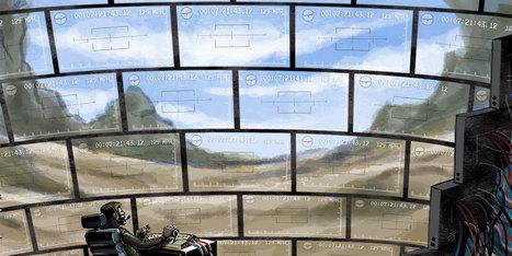 The loneliness of the long-distance drone pilot   L'imaginaire du virtuel   Scoop.it