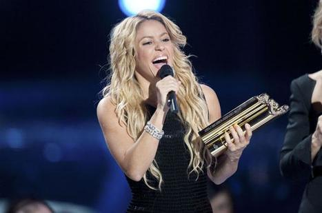 Le Real Madrid censure Shakira | Mais n'importe quoi ! | Scoop.it