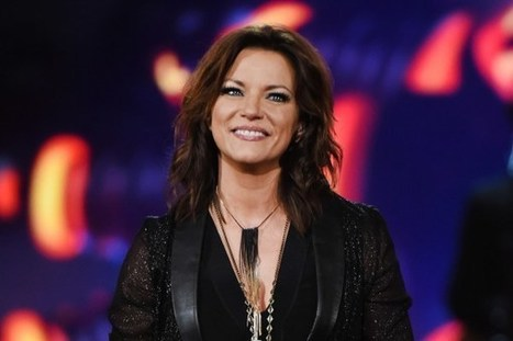 Martina McBride Unveils Love Unleashed Tour | Country Music Today | Scoop.it