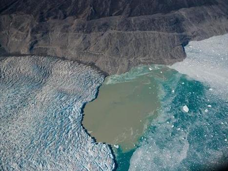 Greenland has lost 9,000 billion tons of ice in a century | Géographie(s) | Scoop.it