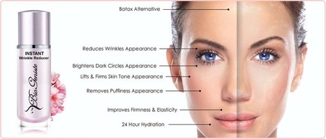 BioGeniste Instant Wrinkle Reducer Review – Where to Buy Bio Geniste | Experience Its surprising results | Scoop.it