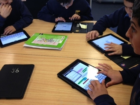 Learning and Teaching with iPads: Challenge Based learning and ... | Personalized learning | Scoop.it