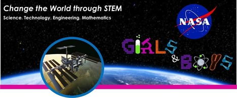 Women@NASA » About NASA GIRLS and BOYS | Girls in STEM - Science, Technology, Engineering and Mathematics | Scoop.it