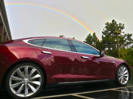 Tesla has 'proved' electric cars are better, analysts say | It Used to be Science Fiction | Scoop.it