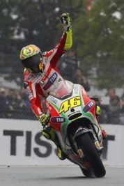 Stats so far - Rossi and Dovizioso compete on the Ducati | Ductalk | Scoop.it