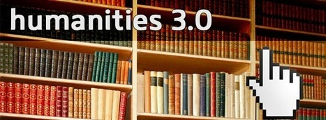 Tooling Up for Digital Humanities | e-Xploration | Scoop.it