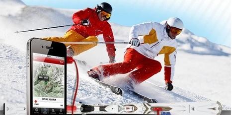 Le top 5 des applications indispensables avant de partir au ski - Le Nouvel Observateur   Ski Industry   Scoop.it