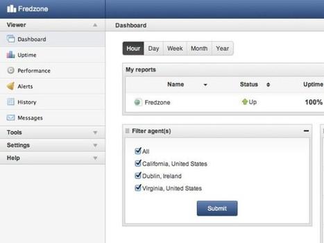 Wupbox, un outil de monitoring simple et efficace pour vos sites - Fredzone (Blog) | WEB 2.0 etc ... | Scoop.it
