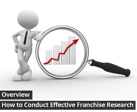 Overview - How to Conduct Effective Franchise Research - Gary Prenevost: | Best Franchise Opportunities Canada | Scoop.it