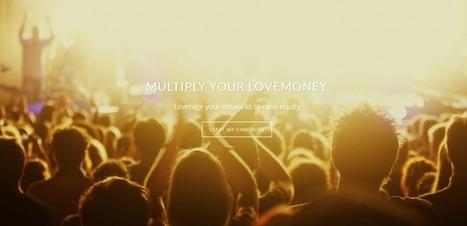 Sparkup: la start-up qui démultiplie la lovemoney | les échos du net | Scoop.it