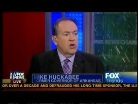 Fox's Huckabee Compares Insurance For Pre-Existing Conditions To Insurance For Burnt-Down House, Totalled Car   Tea Party Mess   Scoop.it