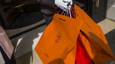 Le luxe en ligne, c'est cheap! | LUXE, Luxury brands | Scoop.it