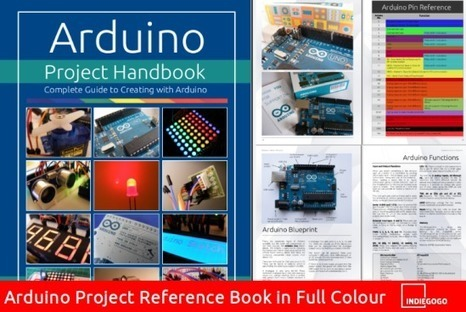 Arduino Project Handbook | Complete Guide to Creating with Arduino | Raspberry Pi | Scoop.it