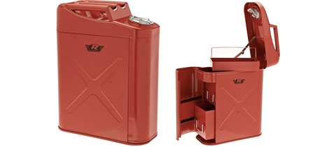Be Prepared For Any Vehicular Emergency With a Gas Can Toolbox | News we like | Scoop.it