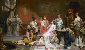 El arte del maquillaje en la antigua Roma   EURICLEA   Scoop.it