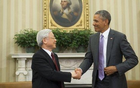Vietnam et Etats-Unis : une nouvelle ère stratégique ? - Asialyst | Asie(s) Vietnam | Scoop.it