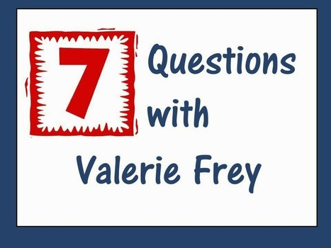 Chatting with the Histocrats: 7 Questions with Author and Archivist Valerie Frey   Primary History - Australian Curriculum Topics   Scoop.it
