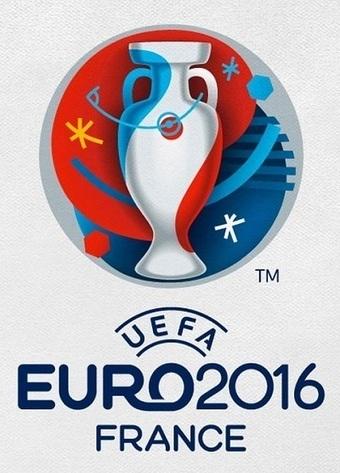 Football : le logo de l'Euro 2016 de foot   graphisme-webdesign   Scoop.it