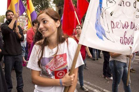 La ONU rechaza la nueva reforma del aborto del Gobierno sobre las menores | Comunicando en igualdad | Scoop.it