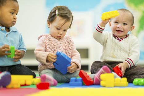 Garde d'enfants : l'Ile-de-France et le Sud-Est comptent le plus de places en crèche | Enfance  Jeunesse | Scoop.it