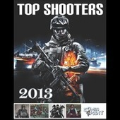 TOP XBOX 360 SHOOTERS 2013 | video game collectibles | Scoop.it