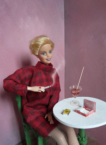 Poupée Barbie - anniversaire 50 ans - 1959-2009 | Oh, you pretty things! | Scoop.it